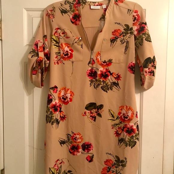 New York & Company Dresses & Skirts - New York and Co. shirt dress!